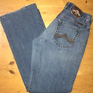Lucky Brand Lacey Rider Jeans 8